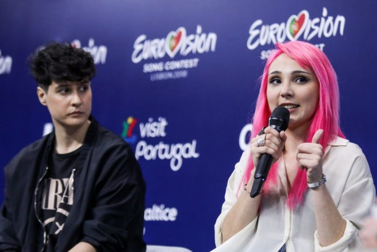 Casas de apostas colocam Portugal no final da tabela do Festival Eurovisão