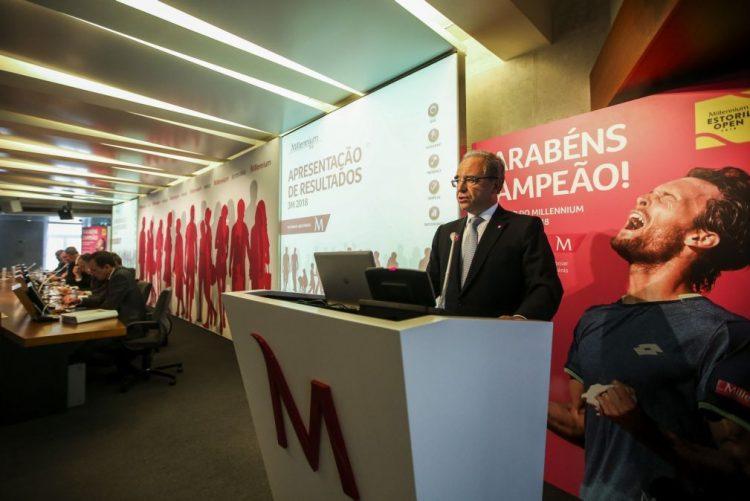 Reestruturação de dívida do Sporting foi feita para salvaguardar interesses do BCP, diz Nuno Amado