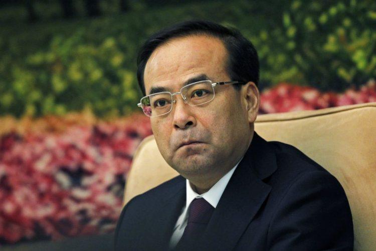 Antigo favorito à liderança chinesa condenado a prisão perpétua