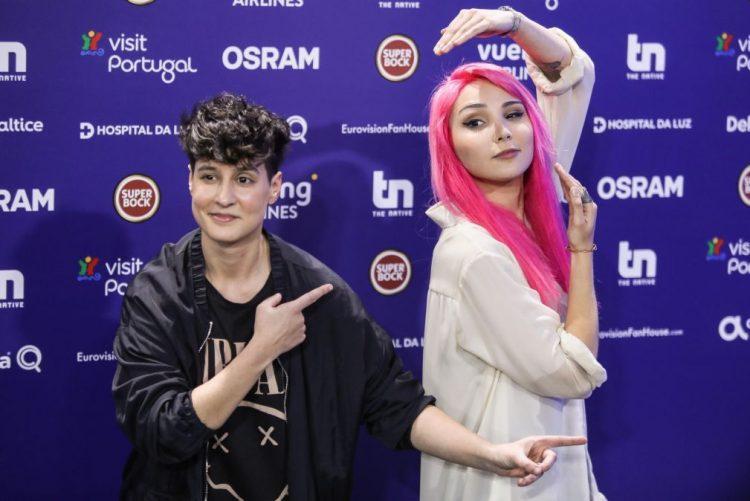 Eurovisão: Primeira semifinal é esta noite