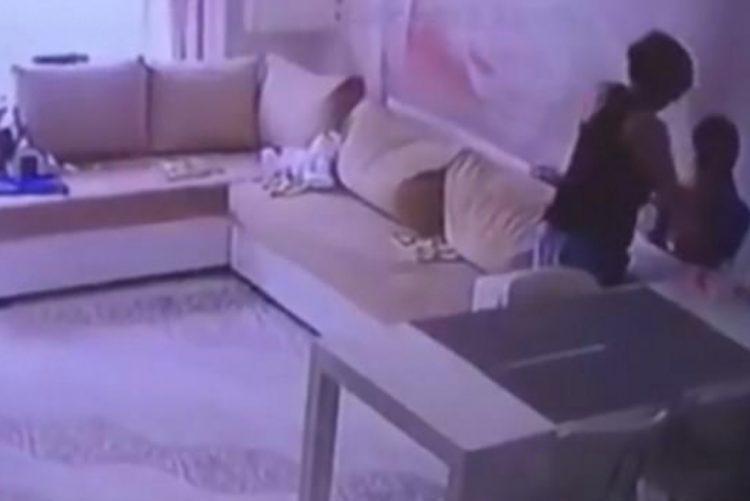 Pais instalaram câmara secreta e apanharam ama a agredir violentamente bebé [vídeo]