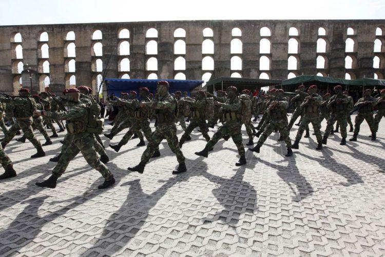 Chefe do Exército ordena avaliação do sistema de informação clínica do curso de comandos