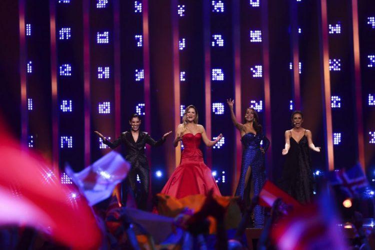 Os dez países apurados para a final da Eurovisão