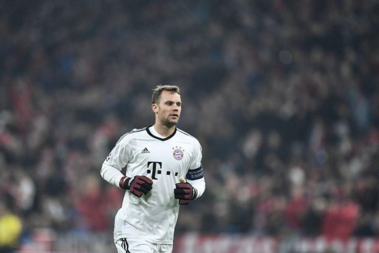 Guarda-redes alemão Manuel Neuer falha resto da época e tem Mundial 2018 em risco