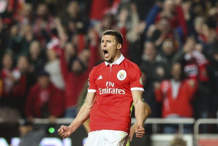 Benfica já recorreu do castigo a Rúben Dias e fala em processo inadmissível