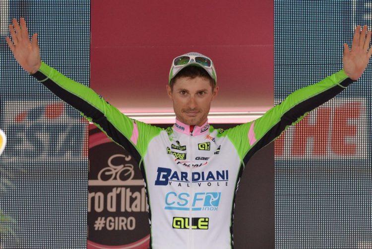 Enrico Battaglin vence quinta etapa da Volta a Itália, José Gonçalves terceiro