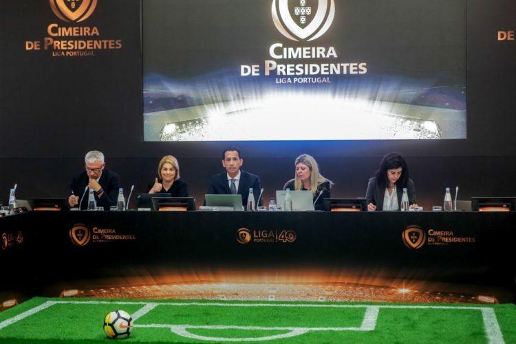 Gil Vicente não será integrado na I Liga na próxima época, anuncia presidente da Liga