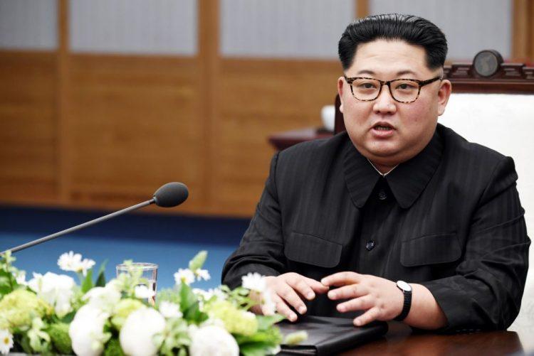 Kim Jong-un considera histórico a sua cimeira com Donald Trump