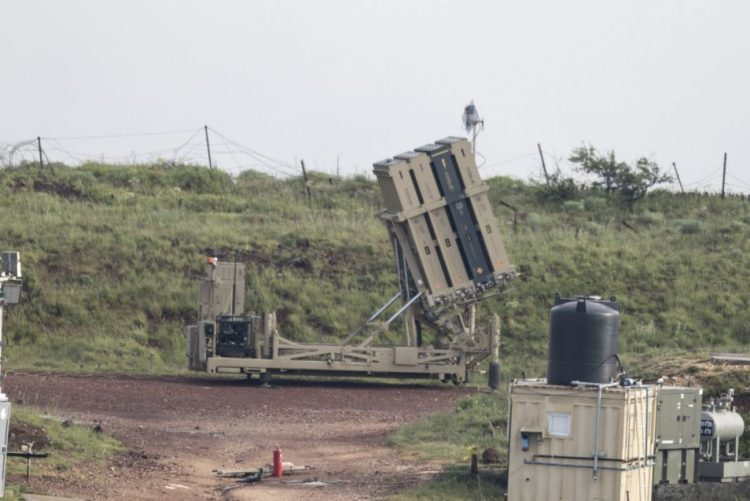 Disparos de 'rockets' iranianos sobre posições israelitas nos montes Golã - exército israelita