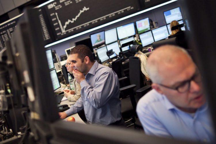 Bolsas europeias em alta mas preocupadas com Médio Oriente