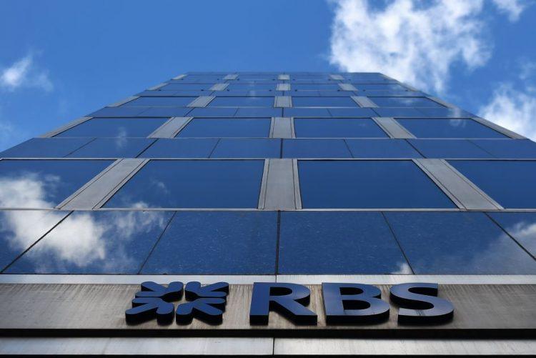 Royal Bank of Scotland paga multa de 4.100 ME por aplicações em crédito hipotecário