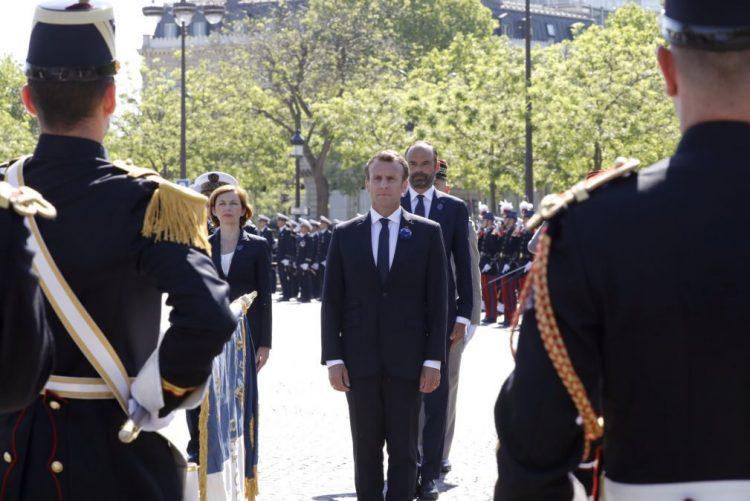 Macron diz que Europa deve