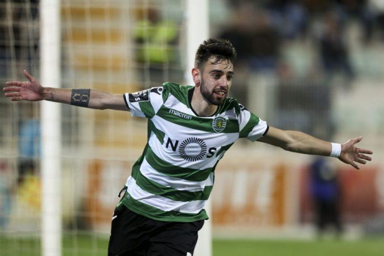 Bruno Fernandes eleito melhor jogador da I Liga