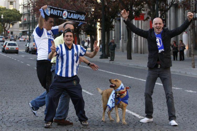 Avenida dos Aliados prepara-se para receber FC Porto no sábado