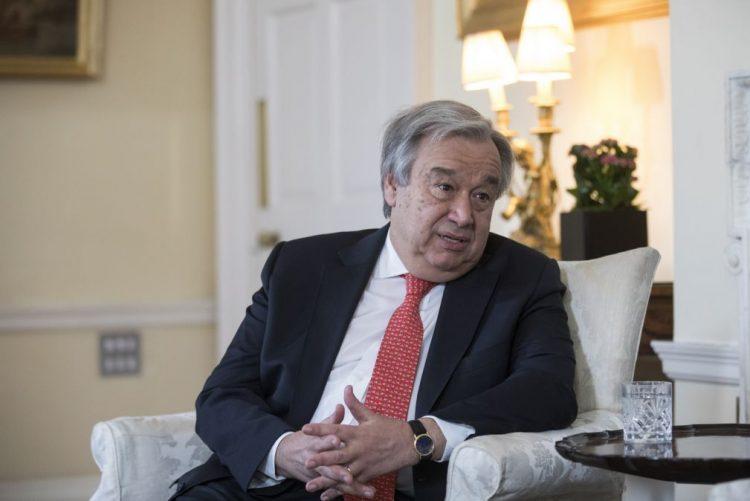 Guterres pede suspensão imediata das hostilidades face escalada militar Israel/Irão
