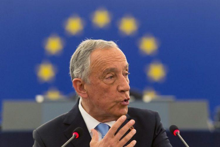 Marcelo defende em Florença um orçamento da UE mais ambicioso e mais justo
