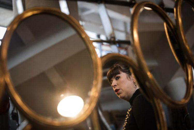 Joana Vasconcelos expõe em fundação cultural escocesa onde está a construir piscina