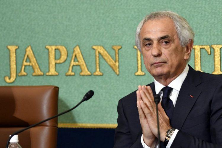 Ex-selecionador do Japão recorre à arbitragem da FIFA do despedimento