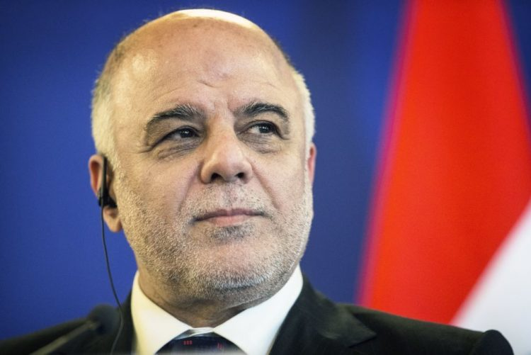 Primeiro-ministro do Iraque pede a cidadãos para votarem nas eleições de hoje