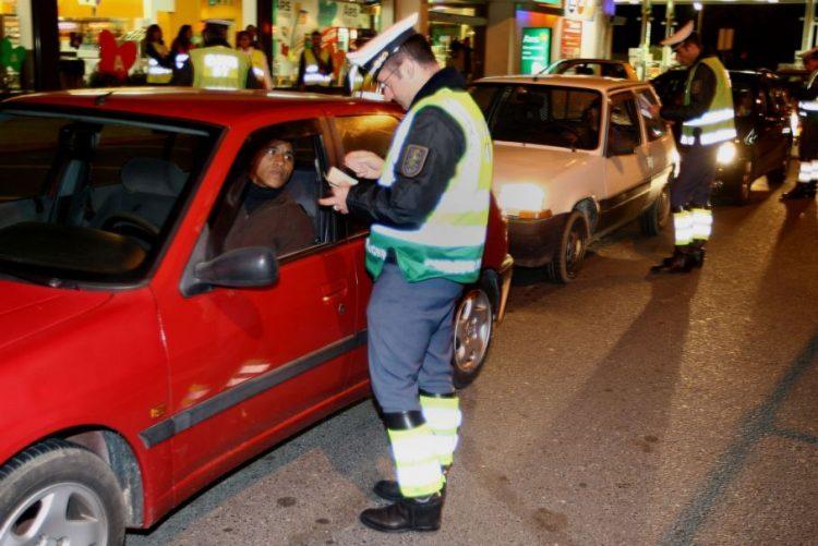 GNR fez 28 detenções, a maioria por condução sob efeito de álcool