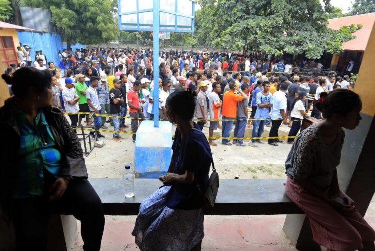 Começa a contagem dos votos em Timor-Leste, em que as redes sociais são mais rápidas que a oficial