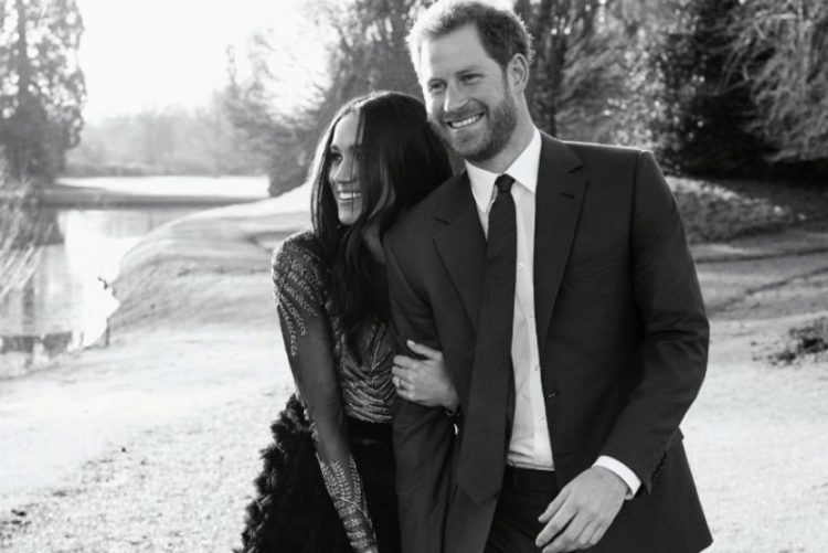 Príncipe Harry e Meghan: Adeus à vida de solteiros!