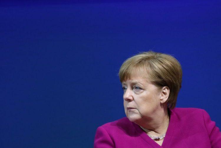 Chanceler alemã considera