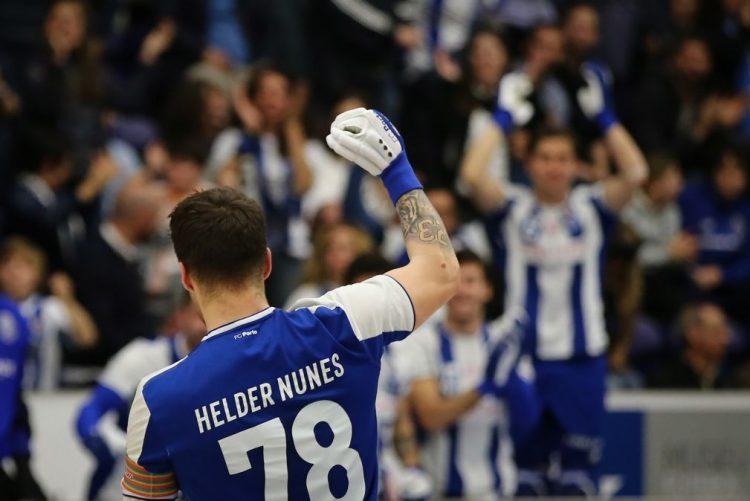 Hóquei em patins | FC Porto vence Sporting e está na final da Liga Europeia