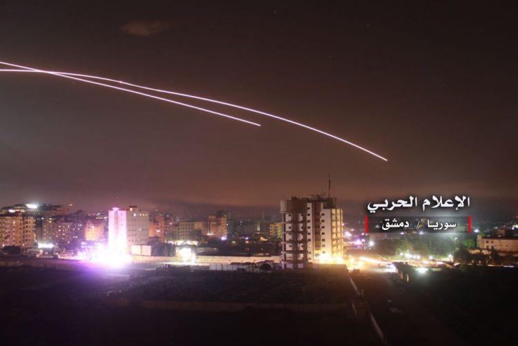 Onda de ataques israelitas fez 42 mortos na Síria esta semana