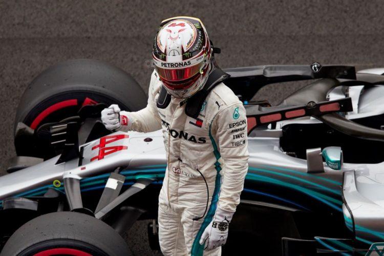 Hamilton conquista 'pole position' no GP de Espanha