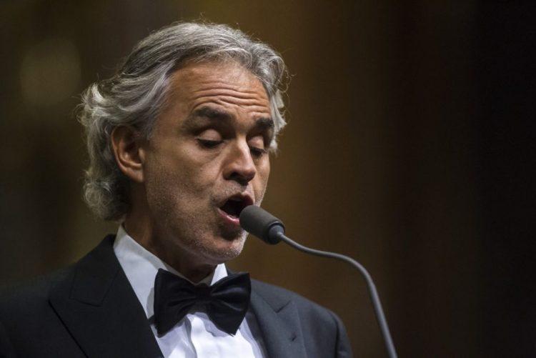 Concerto de Andrea Bocelli encerra peregrinação ao Santuário de Fátima