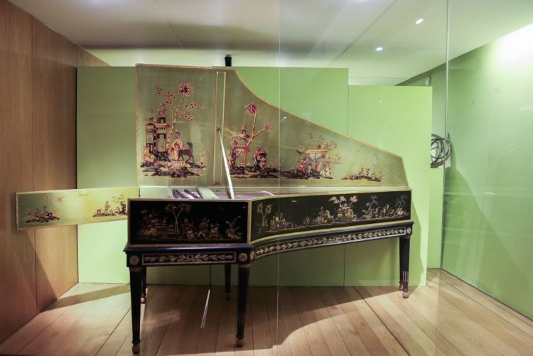 Museu da Música estreia recém-restaurado cravo Taskin de 1782 em ciclo de concertos