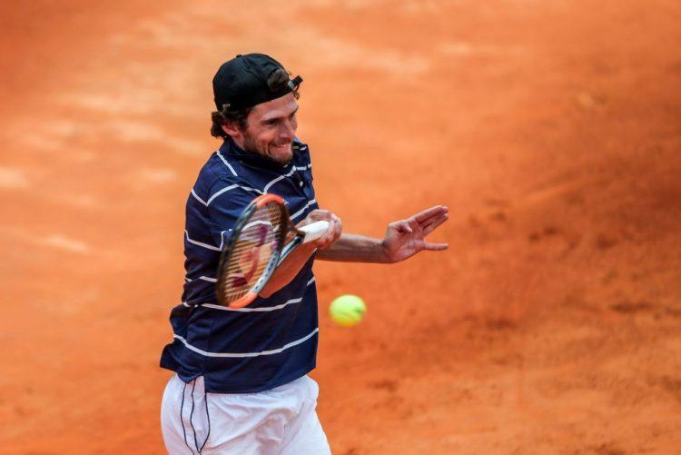 Pedro Sousa bate norueguês Casper Ruud e conquista Braga Open em ténis