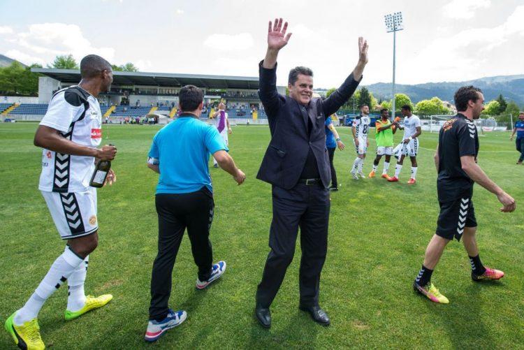Nacionalistas festejaram na Choupana e líder Rui Alves já pensa na Europa
