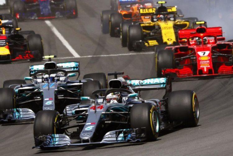Fórmula 1   Lewis Hamilton vence GP de Espanha e alarga liderança