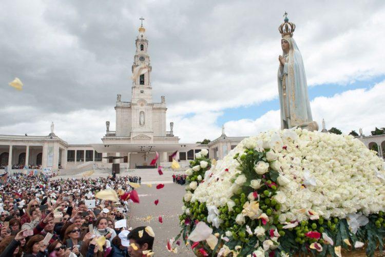 Cem pessoas assistidas pelo INEM na peregrinação a Fátima
