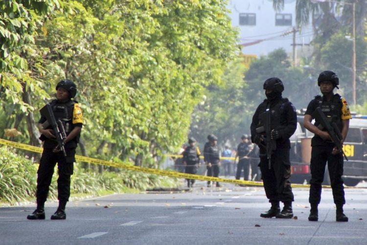 Pelo menos 10 feridos em novo atentado suicida na Indonésia