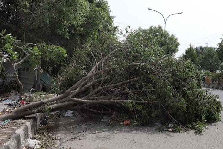Chuva e vento na Índia causam 42 mortos e 47 feridos em menos de 24 horas