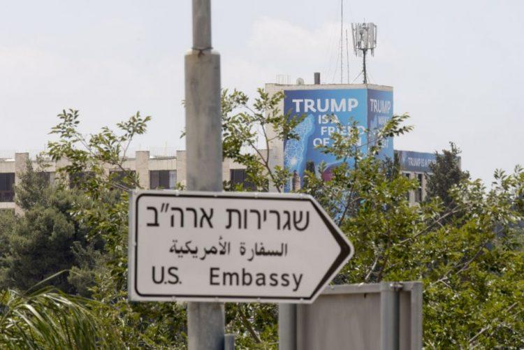 Grande dia para Israel com transferência da embaixada dos EUA, diz Donald Trump