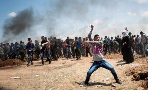 Novo balanço confirma 37 palestinianos mortos e mais de 500 feridos em Gaza
