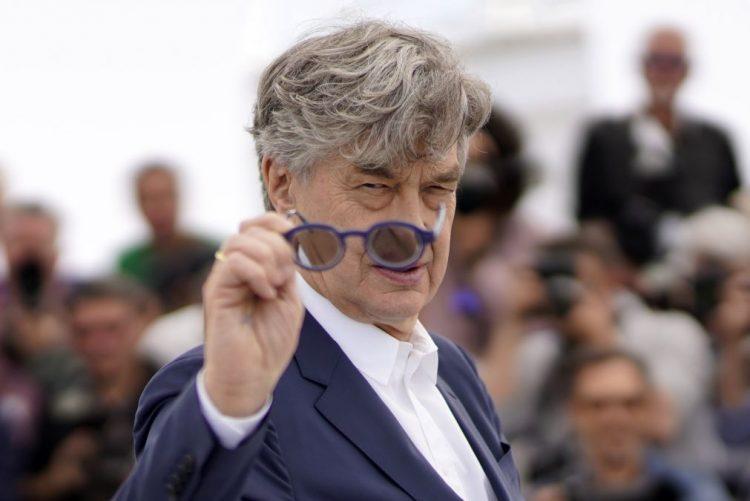 Wim Wenders apresentou filme sobre papa Francisco em Cannes