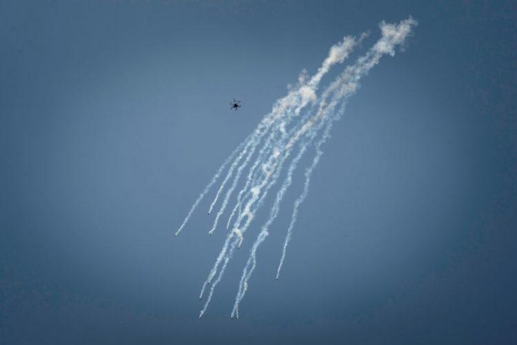 Israel lança raide aéreo contra «alvos terroristas» em Gaza