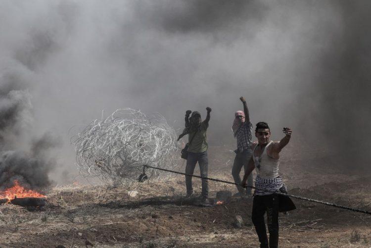52 palestinianos mortos na Faixa de Gaza pelo exército israelita