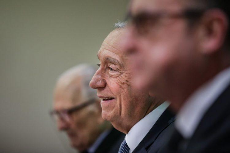 Marcelo cumprimenta Israel pelos 70 anos, mas critica
