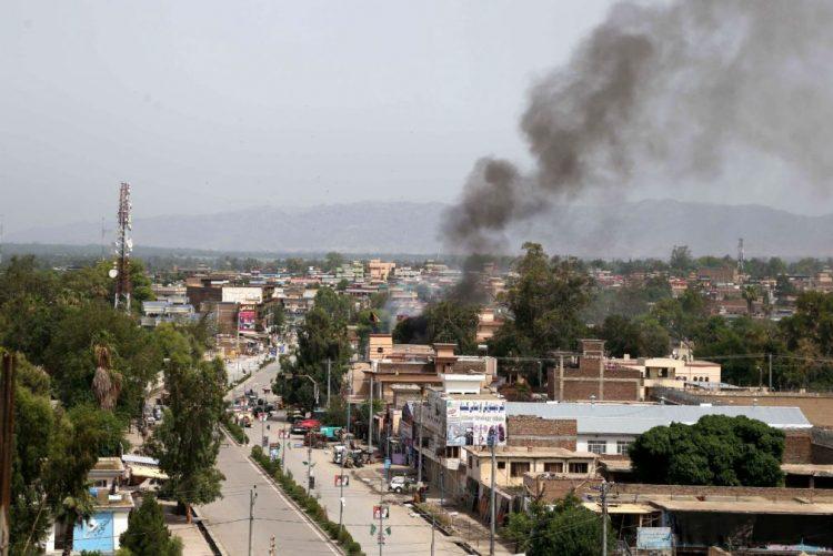Dezenas de mortos e feridos em ataque talibã no oeste do Afeganistão