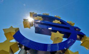 Crescimento da economia da zona euro e UE abranda no 1.º trimestre