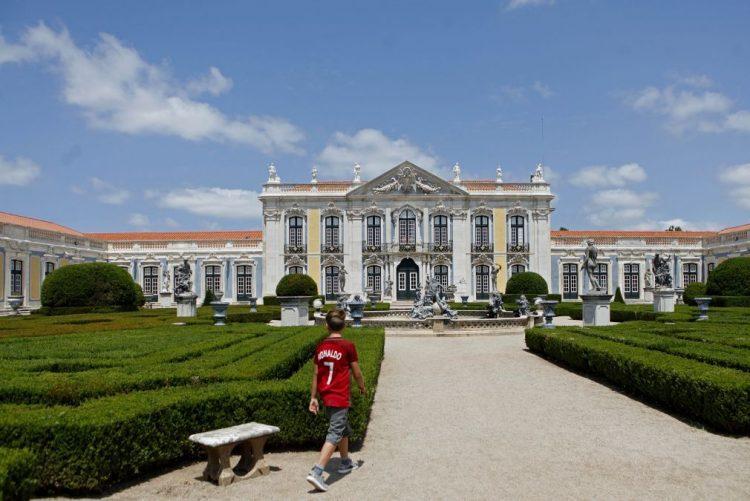 Prémios Europa Nostra distinguem reabilitação do jardim botânico do Palácio de Queluz