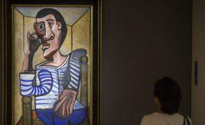 Retirado quadro de Picasso que iria hoje a leilão por estar danificado
