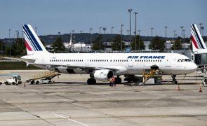 Anne-Marie Couderc e direção colegial assumem interinamente comandos da Air-France KLM