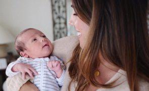 Mia Rose mostra vídeo amoroso do filho Mateus: «Trazes-me felicidade»
